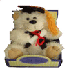 Graduation Bear 16cm 'Boxed' - Bulk Discounts