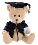 Graduation Bear 25cm 'Biggest Brother'
