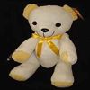 Message Bear 46cm - Lemon