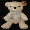 Message Bear 46cm - Silver